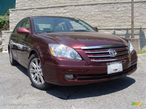 2006 Cassis Red Pearl Toyota Avalon Limited 30817176