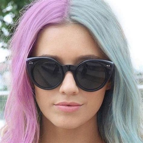 Cool Colors To Dye Hair by 35 Cool Hair Color Ideas For 2015 Thefashionspot