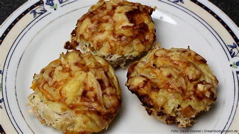 thunfisch rezept low carb muffin rezept