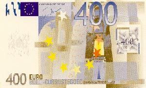 nep euro biljetten