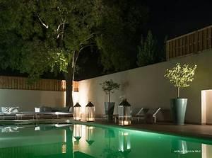 Eclairage Terrasse Piscine : eclairer la terrasse le soir avec des luminaires d co le blog d co de mlc ~ Preciouscoupons.com Idées de Décoration