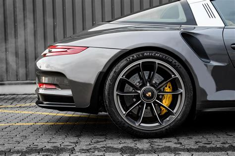 Mcchip Dkrs Porsche 911 Targa 4 Gts Is Truly A Power