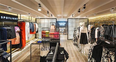 designer fashion warehouse warehouse flagship by brown studio 187 retail