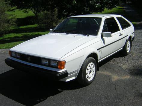 online service manuals 1984 volkswagen scirocco transmission control volkswagen scirocco coupe 1984 white for sale