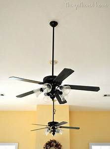 Best painted ceiling fans ideas on