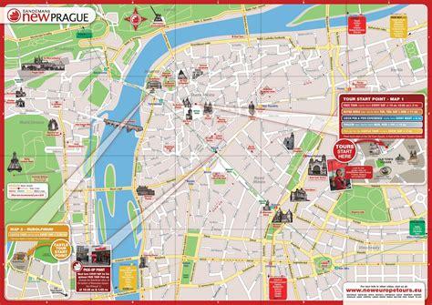 Carte De Pdf by Plan Gratuit De Prague Pdf 224 T 233 L 233 Charger