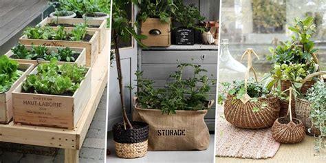 jeux de cuisine aux fraises 10 jardinières originales pour une terrasse surprenante