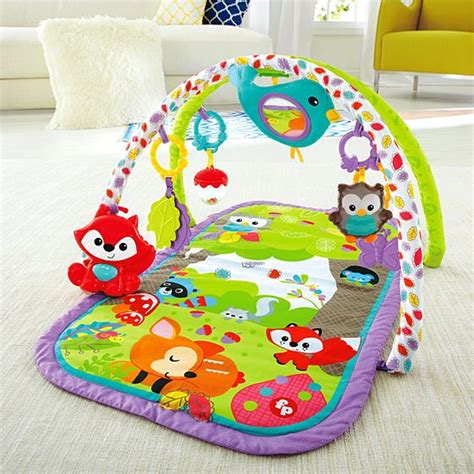 chaise fisher price musical 3 in 1 musical activity