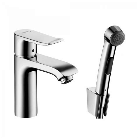 Hansgrohe Bidet by Hansgrohe Metris Bidet Mixer Tap With 1jet Shower