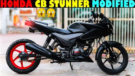Bike Modification Of Honda Stunner by Best Honda Stunner Modifications Top Honda Cb