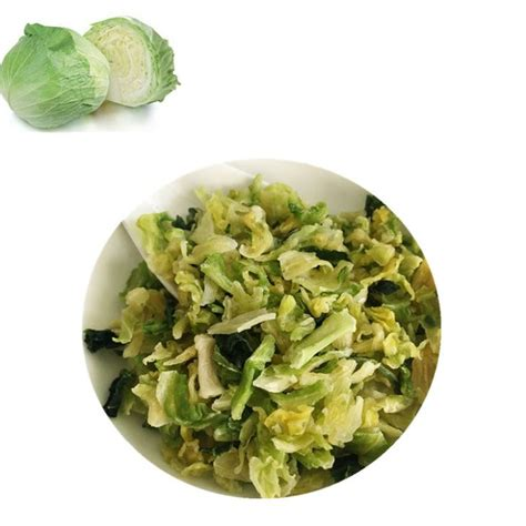 china dehydrated cabbage suppliers manufacturers