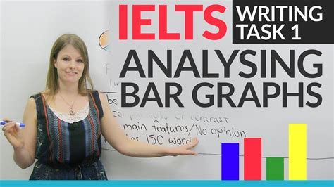 Ielts Writing Task 1 How To Describe Bar Graphs Youtube