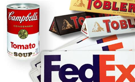 The Secret Design History Of 12 Famous Brands