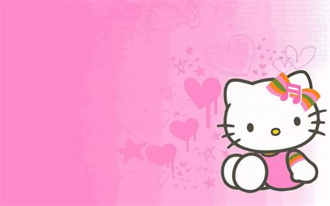 Hello Kitty Pc Wallpapers