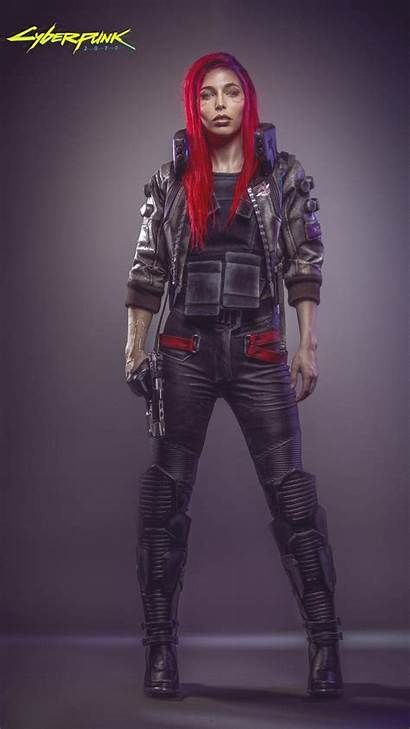 Cyberpunk 2077 Female Cosplay Android Wallpapers 1440