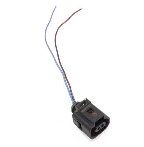 99 Audi A6 Wiring Light by Ac A C Compressor Pigtail Connector 02 04 Audi A6 3 0