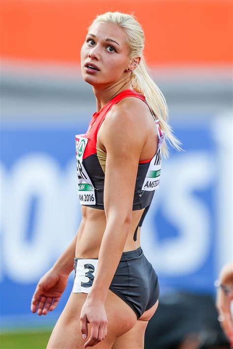 lisa mayer   german sprinter  competed