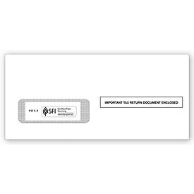 1099 electronic filing requirements 2016 2016 1099 single window envelope tf11111 deluxe