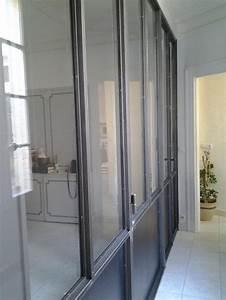 Verriere Interieure Metallique : verri re m tallique int rieur dans l 39 h rault ~ Premium-room.com Idées de Décoration
