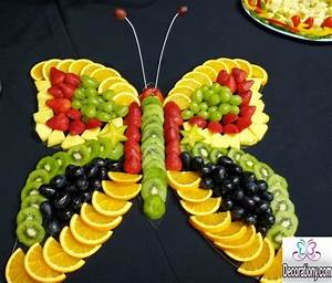 Top 15 Pretty fruit decoration ideas for your kids Food