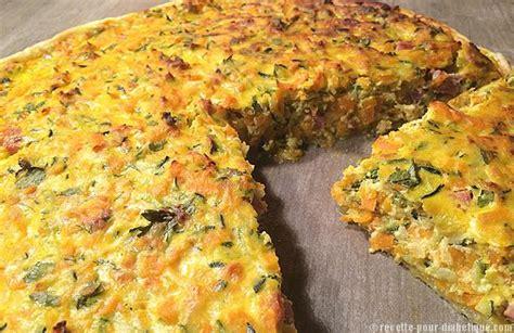 cuisiner un potiron tarte aux courgettes et carottes à la ricotta