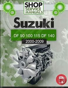 Suzuki Df 90 100 115 Df 140 2000