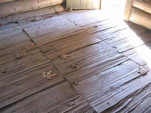 Backcountry historic structures report kitchen humes for Puncheon floor
