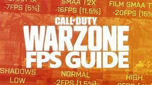 Modern Warfare Warzone Performance Guide
