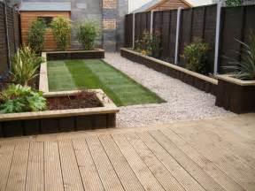 Garden Decking Design Pictures by Glasnevin Decking Project Gardenviews Ie