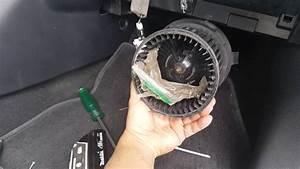 2014 Nissan Sentra Blower Motor Noise