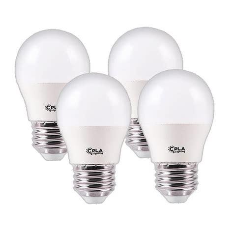 Bathroom Light Bulb by Ligthing 60w Equivalent Led Globe Decorative Light Bulbs
