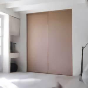 Fabriquer Sa Porte Coulissante Sur Mesure : prix de pose d un dressing placard tarif moyen co t d ~ Premium-room.com Idées de Décoration