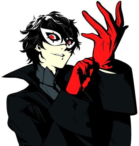 Persona 5 Arsene Wallpaper Kurusu Akira Joker By Dekodere On Deviantart