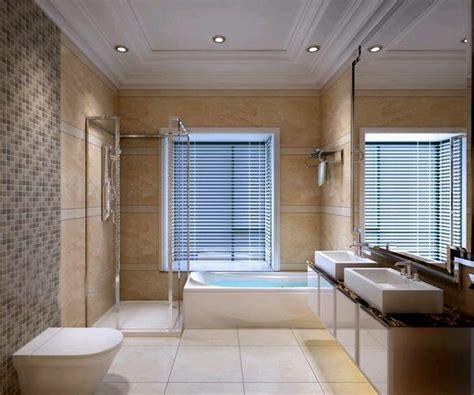 Modern Bathrooms Best Designs Ideas  New Home Designs