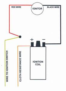 Old 12 Volt Ignition Coil Wiring Diagram For Ford