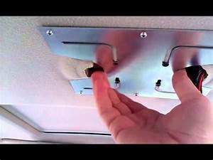 2004 Chevy Suburban Overhead Dvd Install