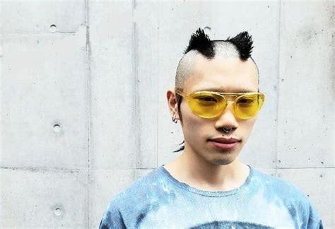 funkiest reverse mohawk hairstyles   hairstylecamp