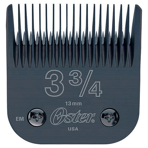 Oster® Detachable Size 3.75 Blade Fits Titan, Turbo 77