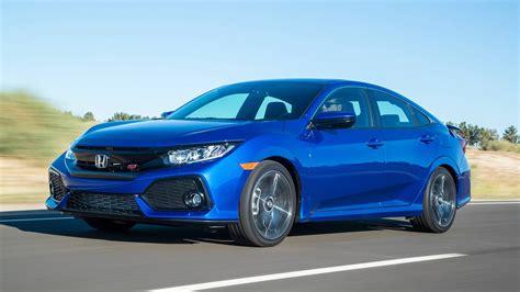 Honda Civic Si 2018 by 2018 Honda Civic Si Review Bargain Doesn T Do It