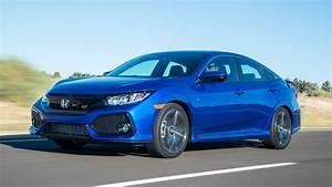 Honda Civic Si : 2018 honda civic si review 39 bargain 39 doesn 39 t do it justice the drive ~ Medecine-chirurgie-esthetiques.com Avis de Voitures