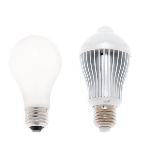 6 watt led a19 globe bulb with motion sensor led globe