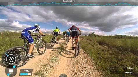 Vivus MTB 7.posms / Ape 2015 (36km) - YouTube