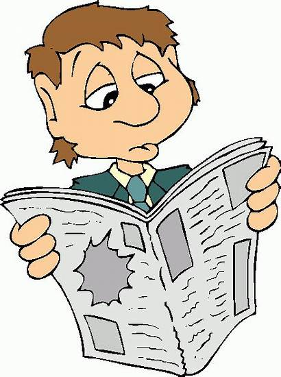 Newspaper Read Active Keep Clip Brain Ways