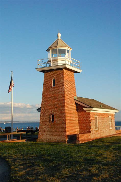 Filemark Abbott Memorial Lighthouse, Santa Cruz
