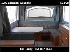 1999 Coleman Westlake Used Cars Lebec CA YouTube