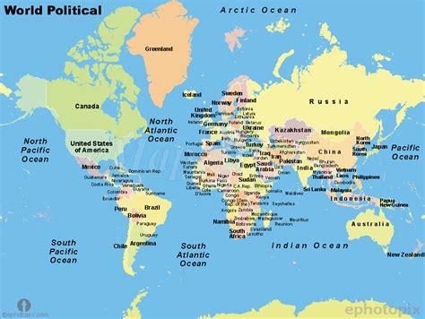 world major countries map yoga teacher  retreat