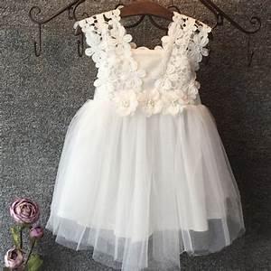 Robe Boheme Fille : robe petite fille dentelle flowers boho boheme chic ~ Melissatoandfro.com Idées de Décoration