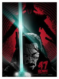 Poster Posse Project #4: 47 Ronin – Phase 2 – Poster Posse