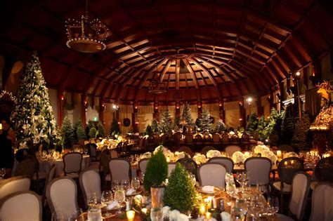 Christmas Wedding Reception Decorating Ideas Elitflat