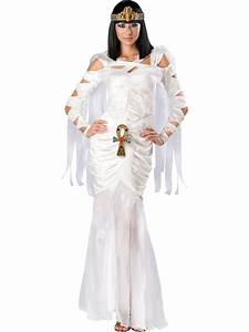 Deluxe Women's Sexy Egyptian Mummy Costume